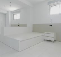 Dormitorio Doble Juvenil Blanco 2000x1500