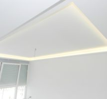 Foseado Perimetral Led 2000x1500